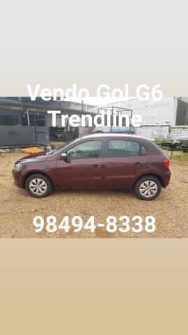 Gol (G6) 1.0 Trendline 4P