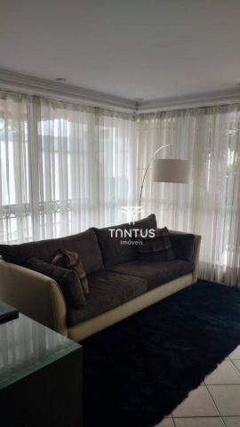 Studio com 1 dormitório para alugar, 39 m² por R$ 700/mês - São Francisco - Curitiba/PR - Foto 3