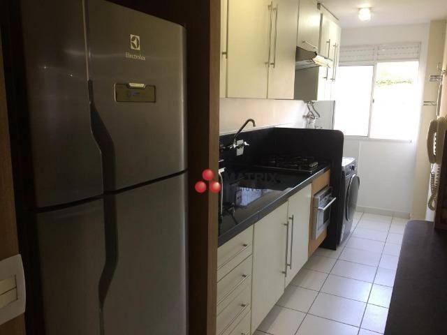 Apartamento com 3 dormitórios à venda, 63 m² por R$ 355.100,00 - Cristo Rei - Curitiba/PR - Foto 14