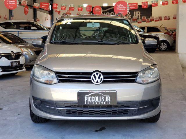 Volkswagen SpaceFox 1.6 Trend vendo troco e financio R$ 36.900,00  - Foto 8