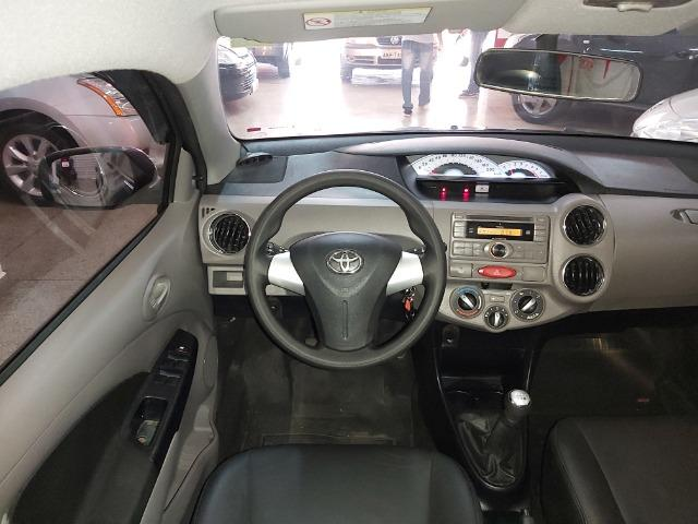 Toyota Etios 1.5 XLS Sedan Completo!!! - Foto 8