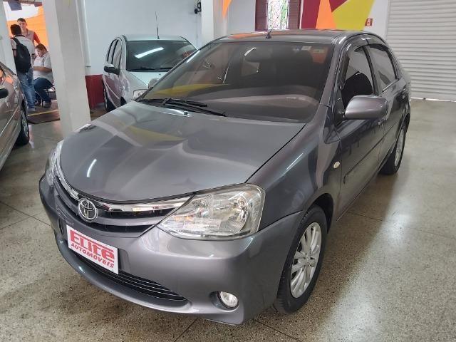 Toyota Etios 1.5 XLS Sedan Completo!!! - Foto 4