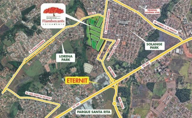 Loteamento em Goiânia, Entrada Facilitada!! (Infraestrutura Completa)