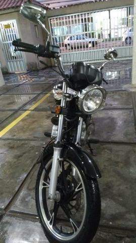 Vendo - Haojue Chopper Road 150 (Intruder) - Foto 5