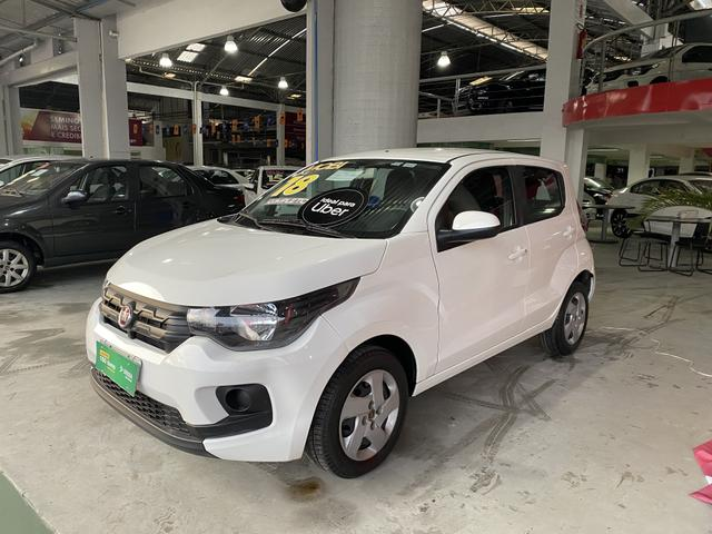 Fiat Mobi 1.0 Like 2017/2018 Apenas 22.000km - Foto 2