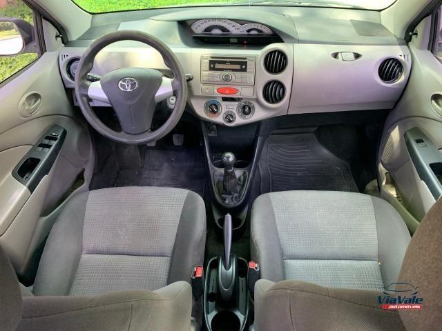 Toyota Etios 2013 1.3 HB XS 16V Flex 4P/ Ar Condicionado/ Completo - Foto 5