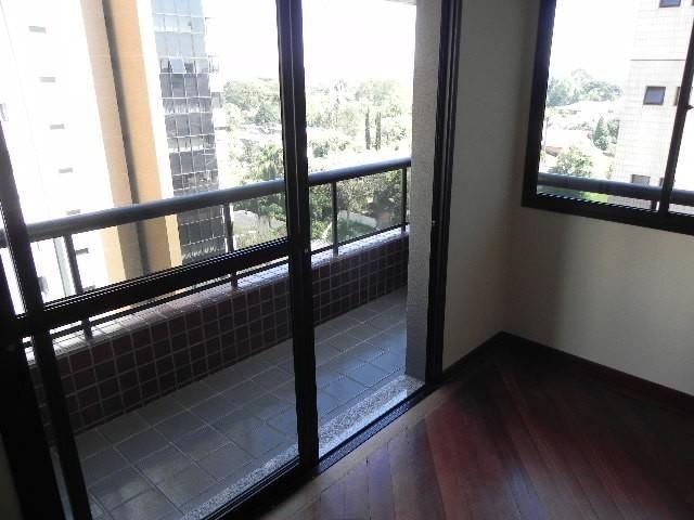 Apartamento para alugar com 3 dormitórios em Batel, Curitiba cod:40485.002