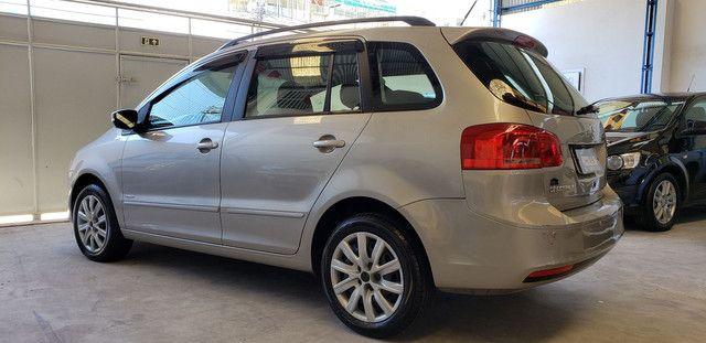 Volkswagen SpaceFox 1.6 Trend vendo troco e financio R$ 36.900,00  - Foto 5