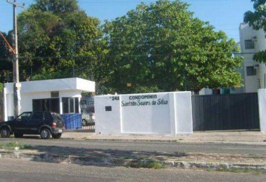 Vendo apartamento no Bairro Aeroporto Condomínio Santidio Soares