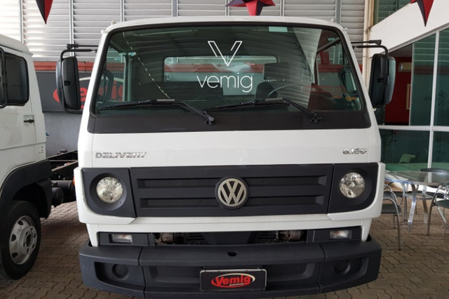 Volkswagen 8.160 Delivery 2014 Chassi - Foto 2