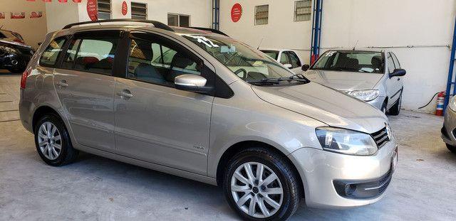 Volkswagen SpaceFox 1.6 Trend vendo troco e financio R$ 36.900,00  - Foto 6