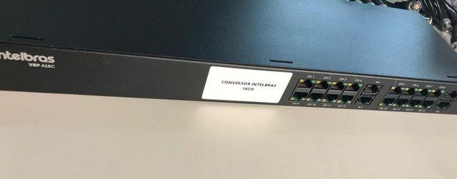 Conversor Intelbras 16CH (semi-novo)
