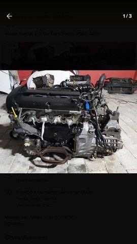 Motor zetec 2.0 16v gasolina - Foto 4