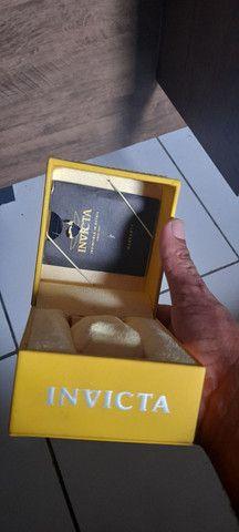 Caixa de relógio invicta  - Foto 2
