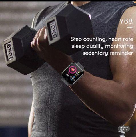 Smartwatch Cores Variadas Ótimo Preço. - Foto 2