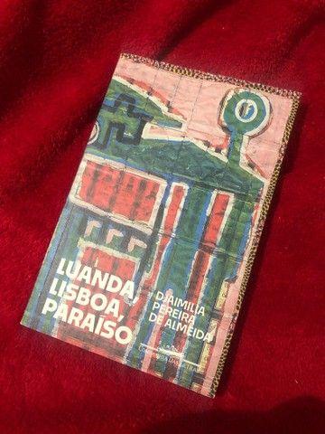 Livro Luanda, Lisboa, Paraíso
