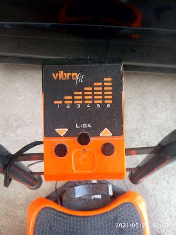 Plataforma vibratória.