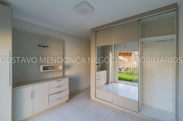 Casa rica em planejados com 3 quartos no Rita Vieira! - Foto 13