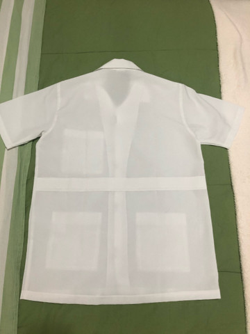 Jaleco branco nunca usado - Foto 2