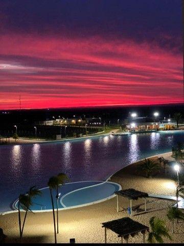 Venda- Brasil Beach, 88m², andar alto sol da manhã, com planejados -Cuiabá-MT - Foto 7