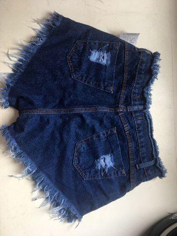 Short jeans novo - Foto 2
