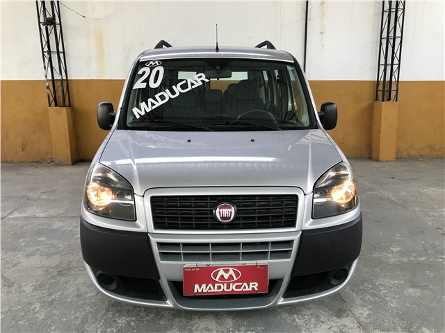 Fiat Doblo 2020 1.8 mpi essence 7l 16v flex 4p manual - Foto 2