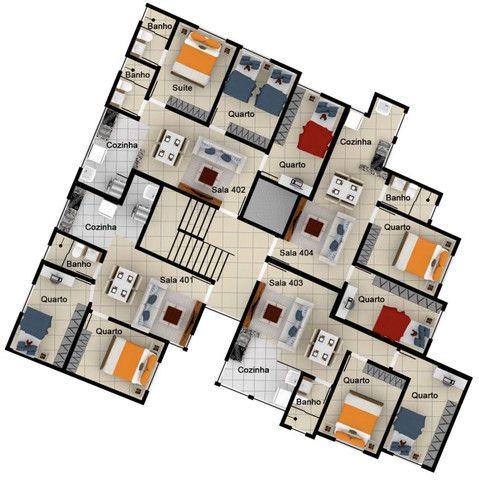 Excelente apartamento de 2 e 3 quartos no melhor ponto do Caiçara. - Foto 13