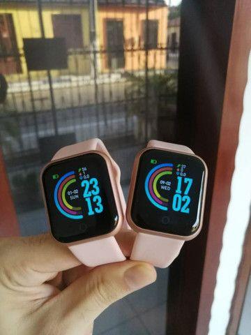 Relógio Smartwatch y68 Atualizado 2021.