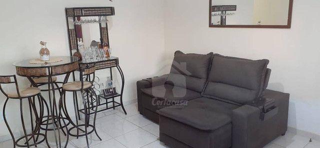 Casa com 2 dormitórios à venda, 80 m² por R$ 240.000 - Balneário das Conchas - São Pedro d - Foto 8