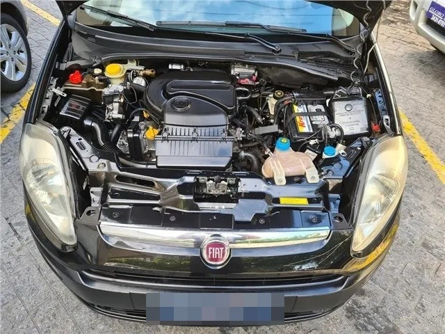 Fiat Punto 2013 1.4 - Foto 7