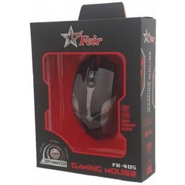 Mouse Gamer Feir FR-405 - Foto 2