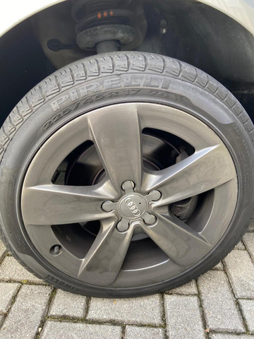 Jogo de Rodas Audi aro 17 - Foto 3