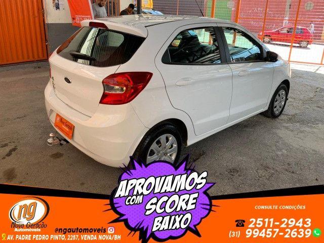 Ford Ka 1.0 SE 2017 Muito Novo - Foto 6