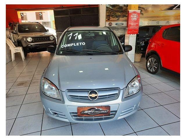 Chevrolet Celta 2011 1.0 mpfi vhce spirit 8v flex 4p manual - Foto 4