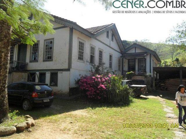 1327/Ótima fazenda de 532 ha com sede centenária em Paraíba do Sul - RJ - Foto 2