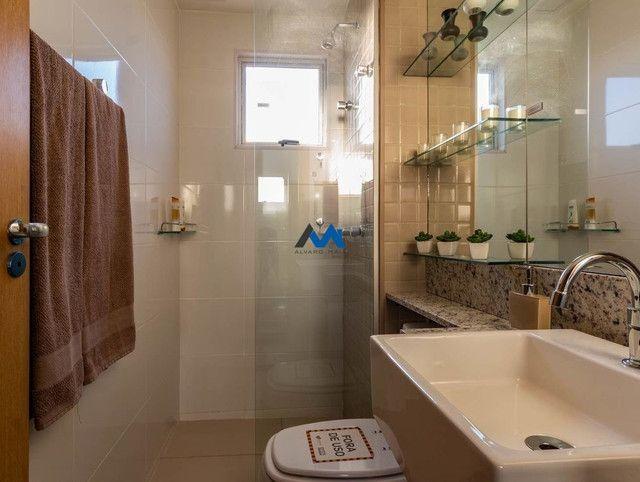 Apartamento à venda com 3 dormitórios em São lucas, Belo horizonte cod:ALM1520 - Foto 12