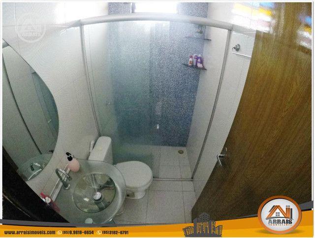 Apartamento à venda, 106 m² por R$ 200.000,00 - Vila União - Fortaleza/CE - Foto 7