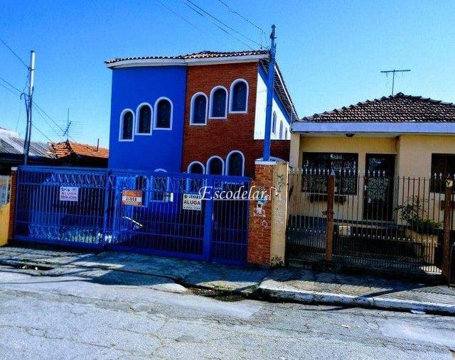 Sobrado com 4 dormitórios para alugar, 400 m² por R$ 7.500,00/mês - Casa Verde (Zona Norte