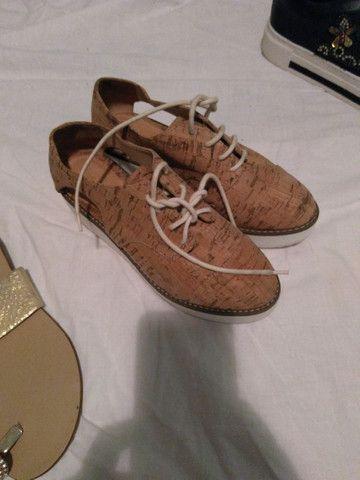 Sapato Schutz número 34