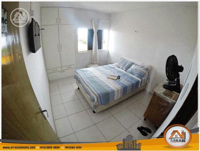 Apartamento à venda, 106 m² por R$ 200.000,00 - Vila União - Fortaleza/CE - Foto 8