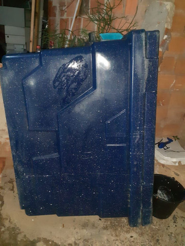Contener para lixo grande - Foto 3
