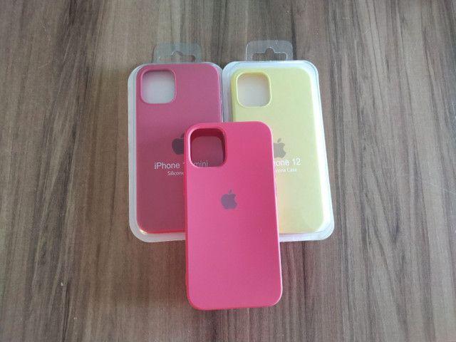 Cases aveludadas iPhone - Foto 2