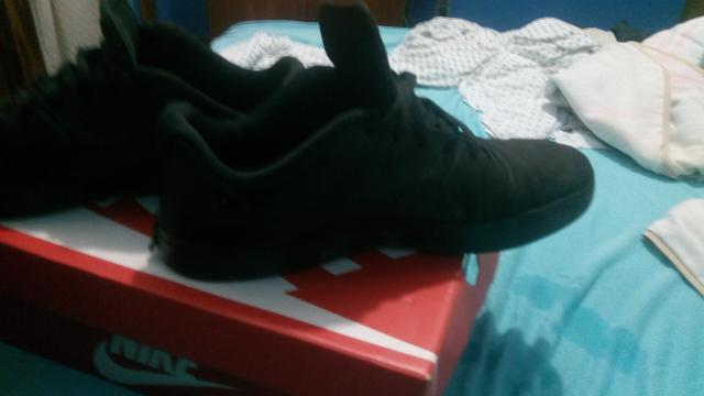 Tenis nike sb paul rodrigues all black preto