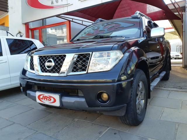 Nissan Frontier 2.5 4x4 LE