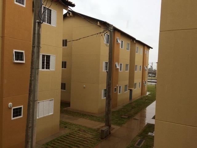 Localizado prox Av Três Barras bl. L - apto. 24 Res Itaperuna