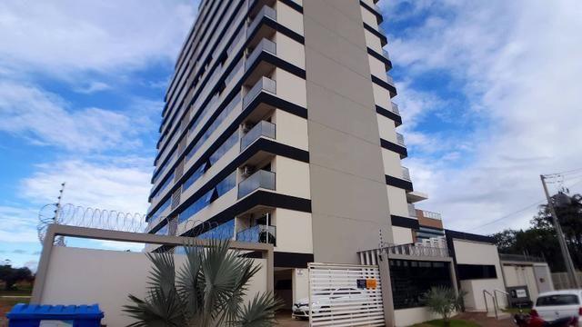 Flat de 39 m² c/ varanda na 106 Sul - Smart Residence
