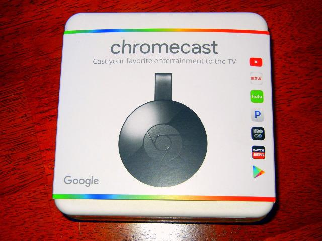 Google Chromecast 2 original - Smart TV