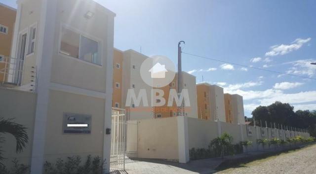 Apartamento no Eusébio próximo a CE 040 e colégio Ágape com 3 suítes