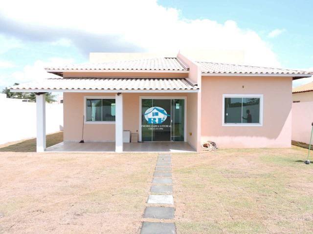 Casa `a venda no Condomínio Canto de Arembepe em , Arembepe (camaçari) cod:100