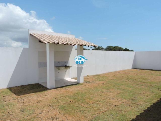 Casa `a venda no Condomínio Canto de Arembepe em , Arembepe (camaçari) cod:100 - Foto 2
